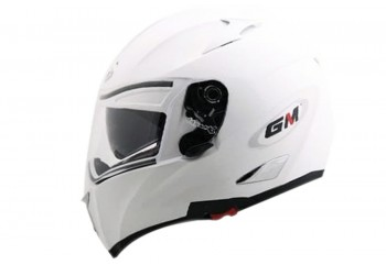 Airborne Full-face Solid White