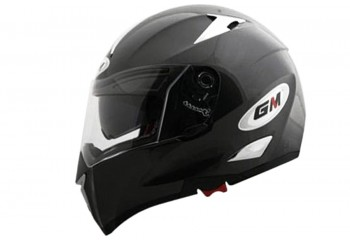 Airborne Full-face Solid Black