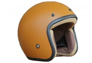 Sada Helmet Basic-Coffee  Helm Half-face