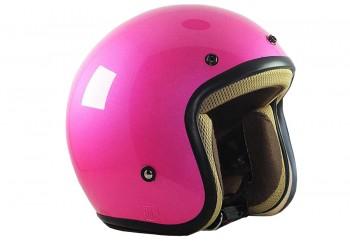 Basic-Pink Half-face