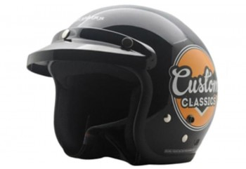 CARGLOSS CF Retro Custom Classic Deep Black