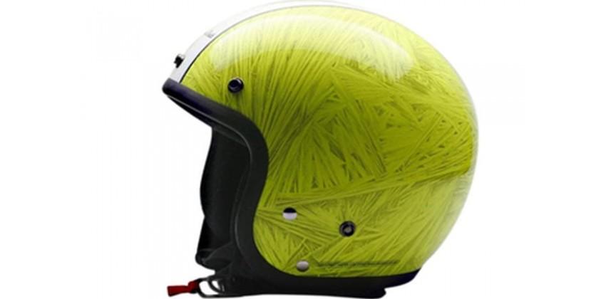 Cargloss CFL Howard Smith Mutan FZ Yellow  Helm Retro 0