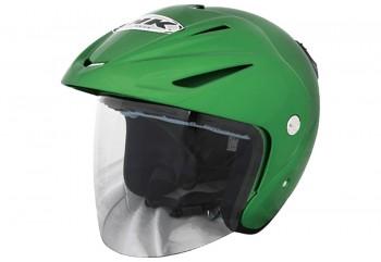 INK CX 220 Sport Helm Half Face Hitam