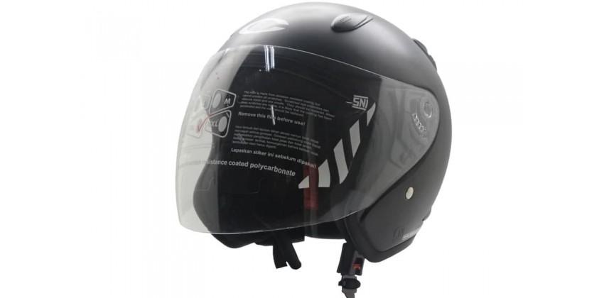 Cargloss Ycn Oackley Gun Metal SG  Helm Half-face Half-face 0