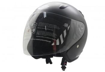 CARGLOSS Ycn Oackley Gun Metal SG  Helm Half-face