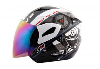 GM Fighter - V2  Helm Half-face