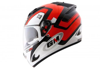 GM GM Race Pro 2 Visor - X Race  Helm