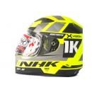 NHK GP1000 X Vision SE  Helm Full-face 1
