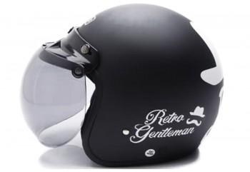Gentleman Helm Retro