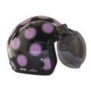 IGLOO Helm Moon Retro Black Purple 1