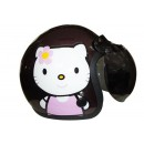IGLOO Kitty Cat Retro Purple Pink 1