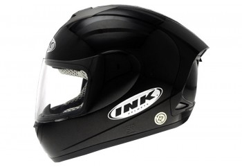 INK Helm CL-Max Solid Full Face - Black