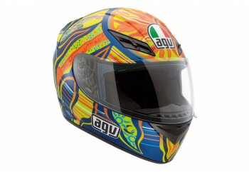 AGV K3 5-Continents  Helm Full-face