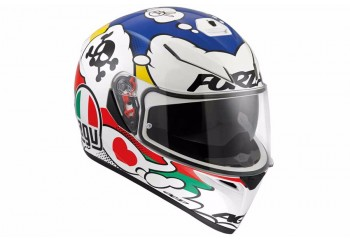 AGV K-3 SV AGV E2205 Multi Plk - Comic  Helm Full-face