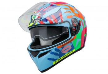 AGV K-3 SV Misano 2014  Helm Full-face