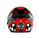 KYT Helm Galaxy Slide Circuit Half Face - Catalunya 3