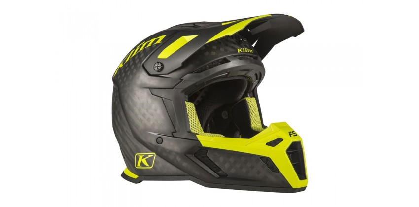Klim Klim F5 Koroyd Abyss Cross  Helm Cross 0