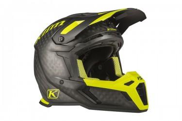 Klim Klim F5 Koroyd Abyss Cross  Helm Cross