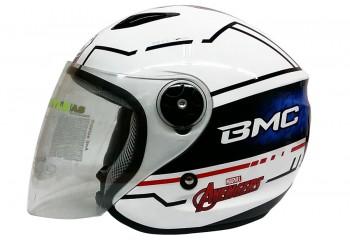 BMC Milan Avenger  Helm Half-face