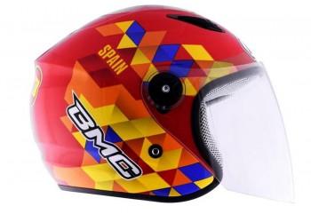 BMC Milan Spain  Helm Half-face