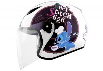 BMC Milan Stitch #3  Helm Half-face