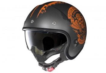 Nolan N21 Speed Junkies  Helm Half-face