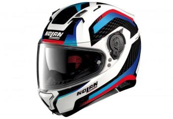 Nolan N87 Arkad N-com  Helm