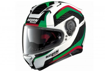 Nolan N87 Arkad N-com  Helm Full-face