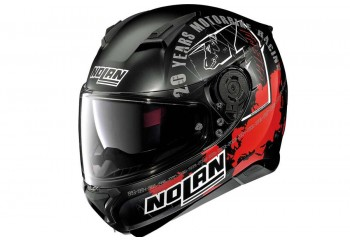 Nolan N87 Iconic Replica N-com  Helm Full-face