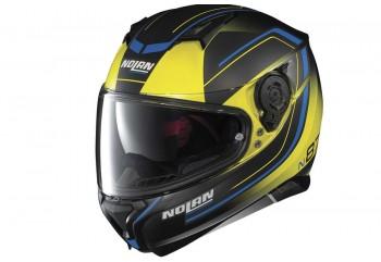 Nolan N87 Savoir Faire N-com  Helm Full-face