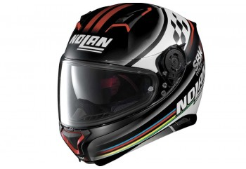 Nolan N87 Sbk N-com  Helm Full-face