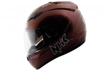 NHK GP1000 solid Full Face Purple