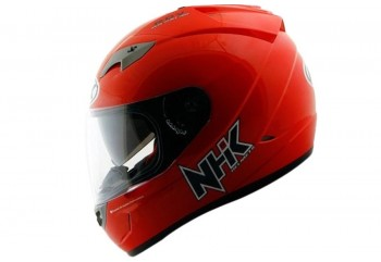 NHK GP1000 solid Full Face Red Ferrari