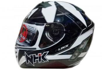 NHK Terminator 2V Defender Helm Full-face