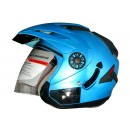 ORCA Helm Spider Half-face Ice Blue 0