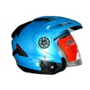 ORCA Helm Spider Half-face Ice Blue 1