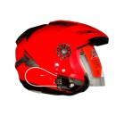 ORCA Helm Spider Half-face Red Ferari 1