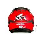 ORCA Helm Spider Half-face Red Ferari 3