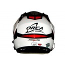 ORCA Helm Spider Half-face Solid White 3
