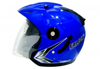 OXY Helm Falcon Royal Blue