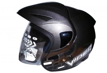 OXY Helm Viper Half-face Gunmetal