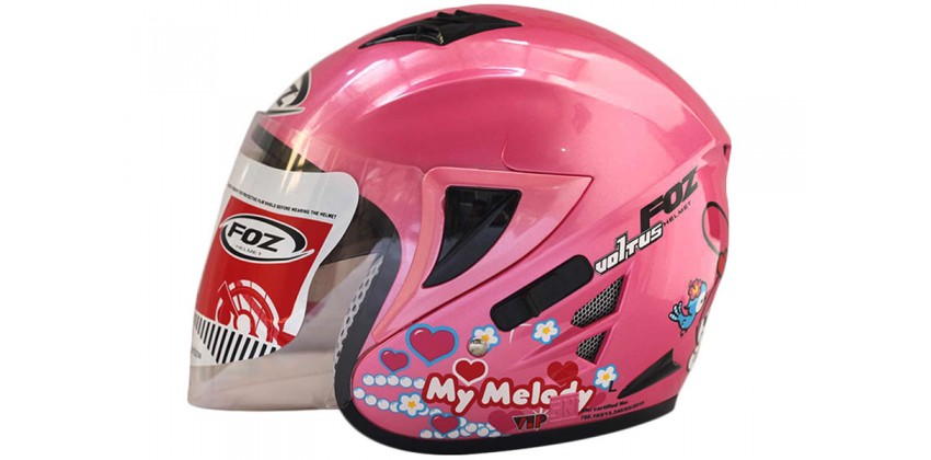 OXY Helm Voltus My Melody Half-face 0