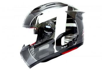 KYT RC Seven #4  Helm Full-face