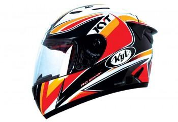 KYT RC Seven #5  Helm Full-face