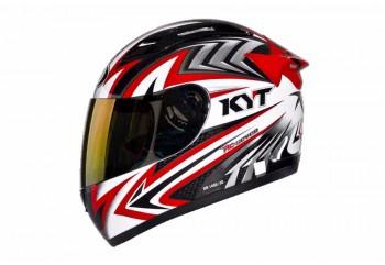 KYT RC Seven #8  Helm Full-face
