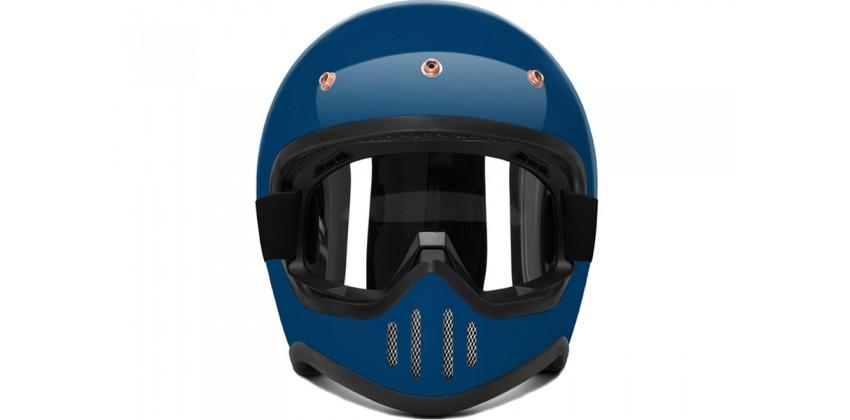 ZULU SR1 Googles  Helm Cakil 0