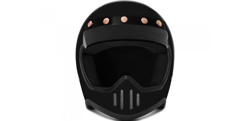 ZULU SR1 Solid  Helm Cakil 0