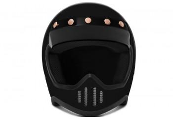 ZULU SR1 Solid  Helm Cakil