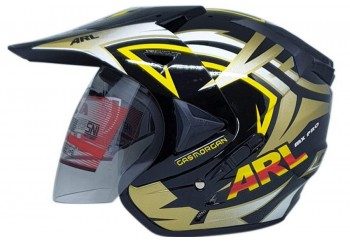 ARL Semi Cross Gas Morgan Black Glossy