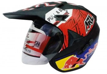 ARL Semi Cross Marc Marquez 93 Black